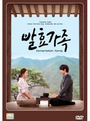 krr1243 : ซีรีย์เกาหลี รักนี้หัวใจกิมจิ Kimchi Family (พากย์ไทย) 6 แผ่นจบ