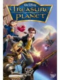am0156 :การ์ตูน  Treasure Planet  / ผจญภัยล่าขุมทรัพย์ดาวมฤตยู1 แผ่นจบ