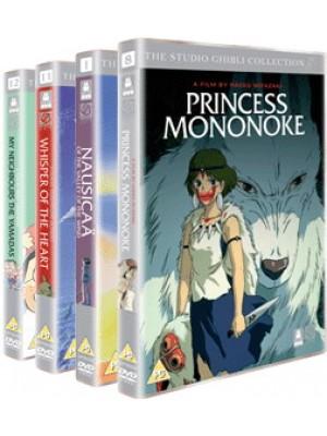 ct0001 : Studio Ghibli Collection DVDMaster  16 แผ่น