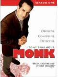 se0032: ซีรีย์ฝรั่ง Monk Season 1 [ซับไทย] 4 แผ่นจบ