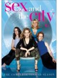 se0051 : ซีรี่ย์ฝรั่ง Sex And The City Season 2 (ซับไทย) 3แผ่นจบ