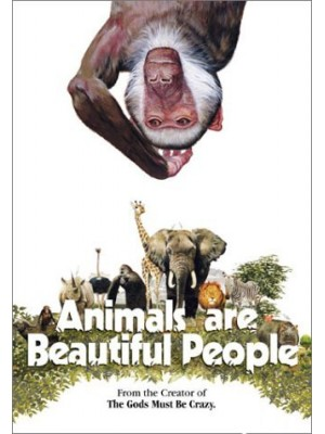ft103 :สารคดี  Animals Are Beautiful People DVD Master 1 แผ่นจบ