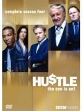 se0340 : ซีรี่ย์ฝรั่ง Hustle Season 4 (ซับไทย) 2 แผ่น