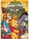 ct0807 :การ์ตูน  Winnie The Pooh: A Very Merry Pooh Year (พากษ์ไทย)  1 แผ่น