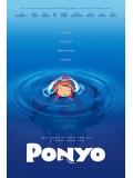 am0159 : การ์ตูน Ponyo on the Cliff by the Sea /โปเนียว ธิดาสมุทรผจญภัย DVD 1 แผ่น