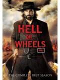 Se1073  ซีรีย์ฝรั่ง  Hell on Wheels Season 1 (ซับไทย)  DVD 3 แผ่นจบ