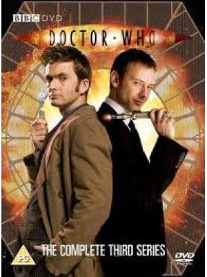 se0665 : ซีรีย์ฝรั่ง Doctor Who Season 3 [เสียงไทย+ซับไทย] 4 แผ่นจบ