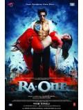 AD010 : หนังอินเดีย RA ONE มหากาฬ คนทะลุเกม DVD 1 แผ่น