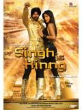 AD013 : หนังอินเดีย Singh Is Kinng มาเฟียรามซิงห์ DVD 1 แผ่น