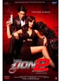 AD015 : หนังอินเดีย Don 2 ดอน นักฆ่าหน้าหยก 2 DVD 1 แผ่น