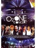 cs220 : ดีวีดีคอนเสิร์ต O2 One Concert DVD 1 แผ่น