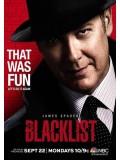 se1258 : ซีรีย์ฝรั่ง The Blacklist Season 2 [บรรยายไทย] 5 แผ่นจบ