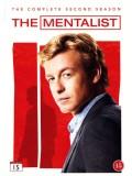 se1262 : ซีรีย์ฝรั่ง The Mentalist Season 2 [พากย์ไทย] 5 แผ่นจบ
