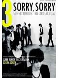 cs391 : ดีวีดีคอนเสิร์ต Super Junior3rd Album Sorry Sorry DVD 1 แผ่น