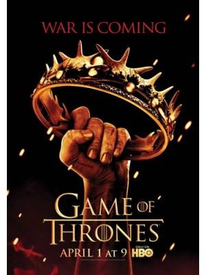 se1276 : ซีรีย์ฝรั่ง Game of Thrones Season 2 มหาศึกชิงบัลลังก์ ปี 2 [พากย์ไทย] 5 แผ่นจบ