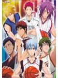 ct1100 : การ์ตูน Kuroko no Basket 3 DVD 3 แผ่น