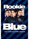 se1301 : ซีรีย์ฝรั่ง Rookie Blue Season 1 [พากย์ไทย] 4 แผ่น