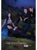 se1306 : ซีรีย์ฝรั่ง The Vampire Diaries Season 3 บันทึกรัก ฝังเขี้ยว ปี 3 [พากย์ไทย] 5 แผ่น