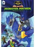 ct1107 : หนังการ์ตูน Batman Unlimited: Monster Mayhem Master 1 แผ่น