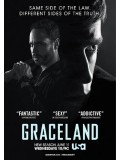 se1319 : ซีรีย์ฝรั่ง Graceland Season 2 [พากย์ไทย] 4 แผ่น