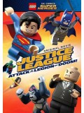 ct1108 : หนังการ์ตูน Lego DC Super Heroes : Justice League : Attack of the Legion of Doom! Master 1 แผ่น