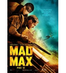 EE1751 : Mad Max: Fury Road แมดแม็กซ์ ถนนโลกันตร์ Master 1 แผ่น