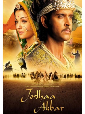 AD027 : หนังอินเดีย Jodhaa Akbar Master 1 แผ่น