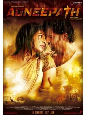 AD029 : หนังอินเดีย Agneepath ฝังแค้นแรงอาฆาต DVD 1 แผ่น