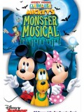 ct1114 : หนังการ์ตูน Mickey Mouse Clubhouse: Mickey s Monster Musical DVD 1 แผ่น