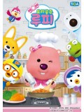 ct1116 : หนังการ์ตูน Pororo The Movie : Loopy The Cooking Princess DVD 1 แผ่น