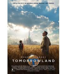 EE1794 : Tomorrowland ผจญแดนอนาคต Master 1 แผ่น