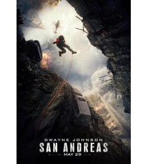 EE1798 : San Andreas ซาน แอนเดรส มหาวินาศแผ่นดินแยก Master 1 แผ่น