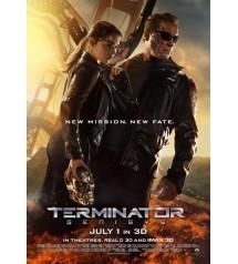 EE1807 : Terminator Genisys ฅนเหล็กมหาวิบัติจักรกลยึดโลก (2015) Master 1 แผ่น