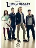 se1351 : ซีรีย์ฝรั่ง The Librarians Season 1 [พากย์ไทย] 5 แผ่น