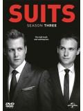 se1352 : ซีรีย์ฝรั่ง Suits Season 3 [พากย์ไทย] 4 แผ่น