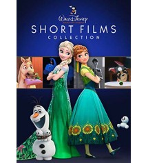ct1119 : หนังการ์ตูน Walt Disney Animation Studios Shorts Films Collection DVD 1 แผ่น