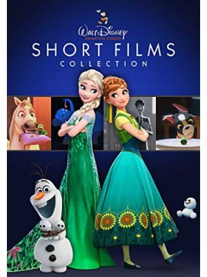 ct1119 : หนังการ์ตูน Walt Disney Animation Studios Shorts Films Collection DVD 1 แผ่น