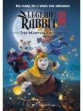 ct1120 : หนังการ์ตูน Legend of a Rabbit: Martial Art of Fire กระต่ายกังฟู จอมยุทธขนปุย DVD 1 แผ่น