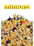 ct1122 : หนังการ์ตูน Minions มินเนียน DVD 1 แผ่น