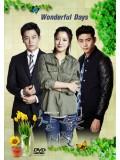 krr1299 : ซีรีย์เกาหลี Wonderful Days มหัศจรรย์แห่งรัก (พากย์ไทย) 13 แผ่น