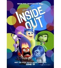 ct1123 : หนังการ์ตูน Inside Out มหัศจรรย์อารมณ์อลเวง DVD 1 แผ่น