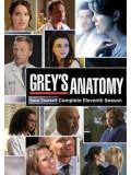 se1370 : ซีรีย์ฝรั่ง Grey s Anatomy Season 11 [ซับไทย] 6 แผ่น