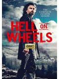 se1375 : ซีรีย์ฝรั่ง Hell on Wheels Season 4 [ซับไทย] 4 แผ่น
