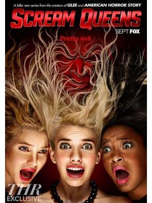 se1397 : ซีรีย์ฝรั่ง Scream Queens Season 1 [ซับไทย] 4 แผ่น