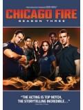 se1401 : ซีรีย์ฝรั่ง Chicago Fire Season 3 [พากย์ไทย] 5 แผ่น