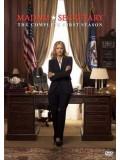 se1412 : ซีรีย์ฝรั่ง Madam Secretary Season 1 ยอดหญิงแกร่งแห่งทำเนียบขาว ปี 1 [พากย์ไทย] 5 แผ่น