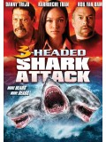 EE1907 : 3 Head Shark Attack / โคตรฉลาม 3 หัวเพชฌฆาต MASTER 1 แผ่น
