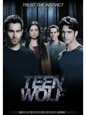 se1419 : ซีรีย์ฝรั่ง Teen Wolf Season 2 [พากย์ไทย] 3 แผ่น