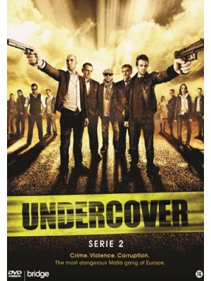 se1428 : ซีรีย์ฝรั่ง Undercover Season 2 / ภารกิจลับดับอาชญากรรม ปี 2 [พากย์ไทย]6 แผ่น