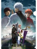ct1139 : หนังการ์ตูน Gintama The Movie The Final Chapter Be Forever Yorozuya MASTER 1 แผ่น